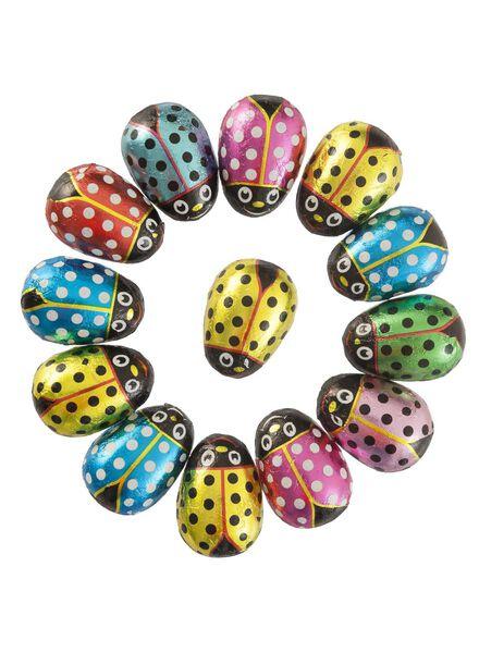chocolate ladybugs - 10060082 - hema