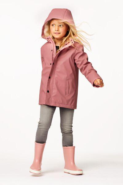 Kinder-Jacke rosa rosa - 1000024399 - HEMA