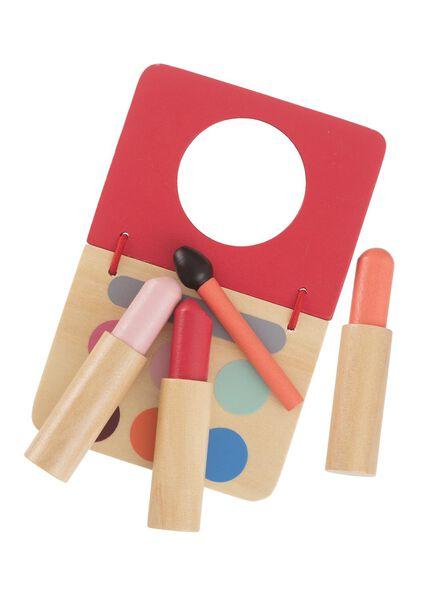 kit maquillage en bois - 15122209 - HEMA