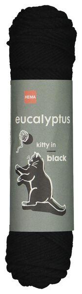 yarn eucalyptus 83 m black - 1400204 - hema