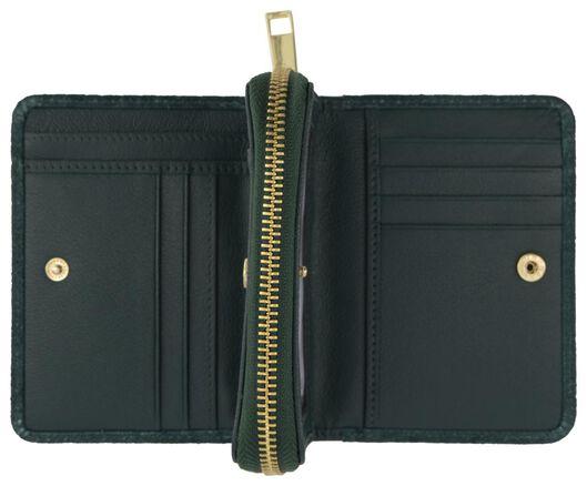 portemonnaie 10x13 croco - 18120082 - HEMA