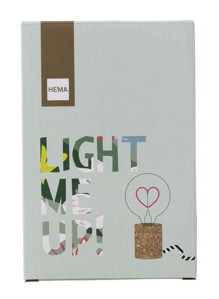 ampoule LED coeur 1 watt - 20 lumens - 60100402 - HEMA