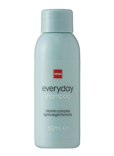 shampoing everyday 50 ml - 11057131 - HEMA
