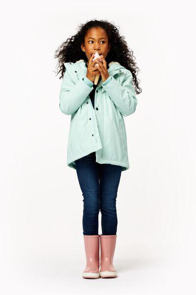 Kinder-Jacke mintgrün mintgrün - 1000024406 - HEMA