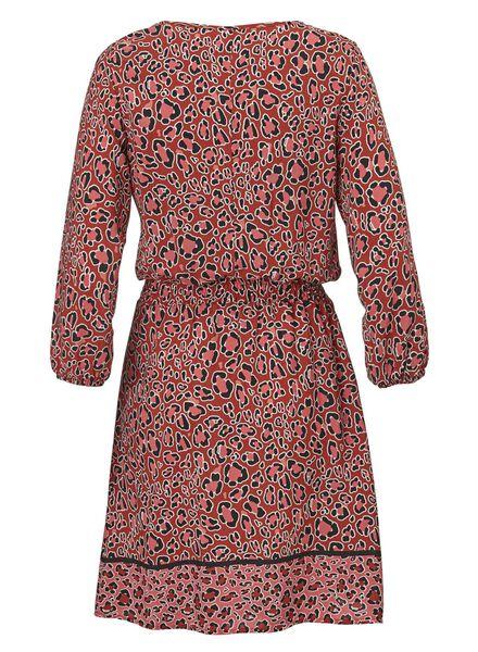 Damen-Kleid orange orange - 1000012507 - HEMA