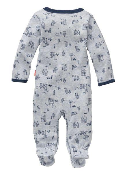 baby boys jumpsuit blue blue - 1000005429 - hema