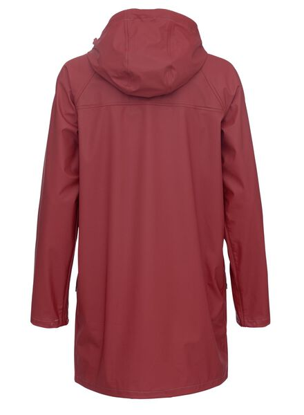 women's raincoat mid red mid red - 1000012180 - hema