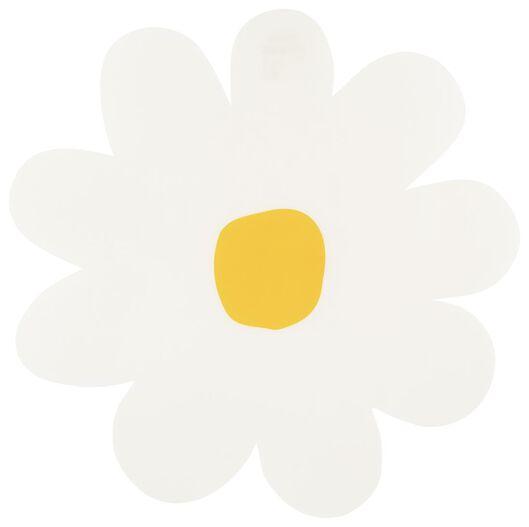place mat - 36 x 36 - plastic - flower - 5390001 - hema
