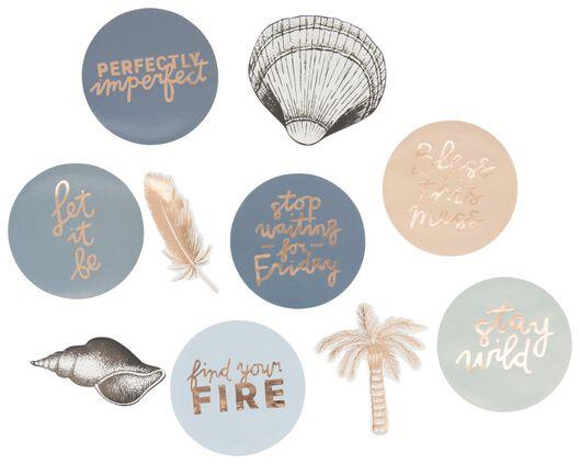 stickers - 15 stuks - 14502288 - HEMA