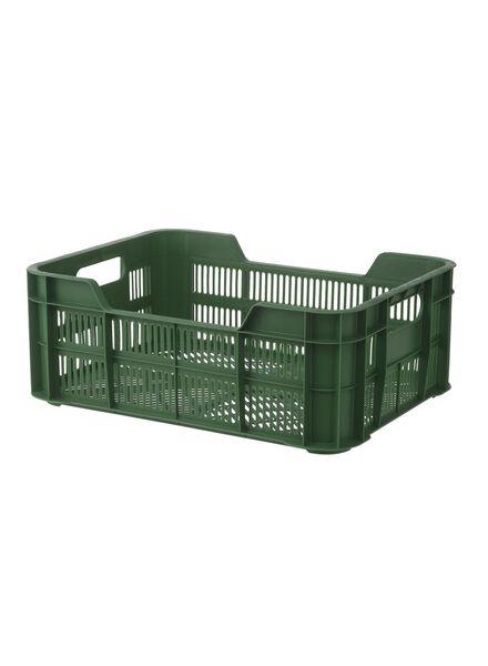 Ordnungsbox, 41 x 31 x 15 cm – grün - 39891045 - HEMA