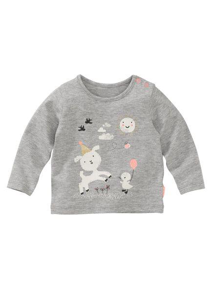 newborn set grey melange grey melange - 1000005630 - hema
