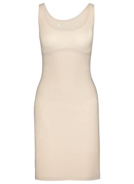 robe seconde peau beige beige - 1000014437 - HEMA