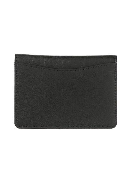 leather credit card holder - 18150121 - hema