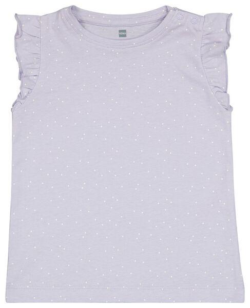 2er-Pack Kurzpyjamas, Baumwolle eierschalenfarben eierschalenfarben - 1000023594 - HEMA