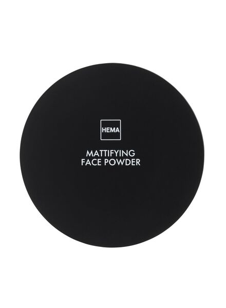 mattifying face powder rose medium - 11294722 - hema