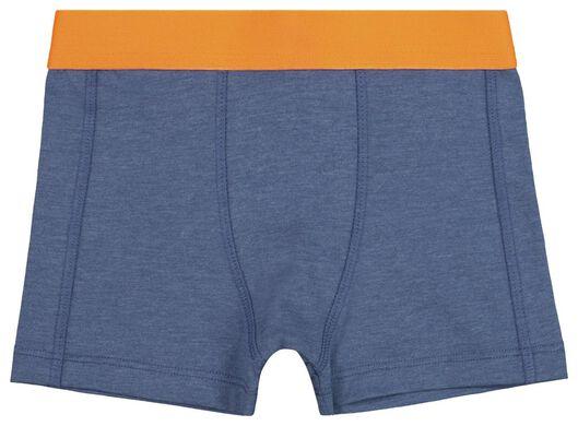 2-pack children's boxers space blue blue - 1000020474 - hema