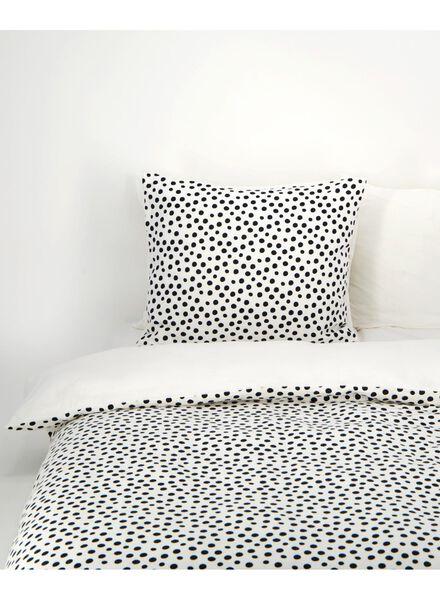Kinder-Bettwäsche – 140 x 200 cm – Flanell – Punkte - 5710144 - HEMA