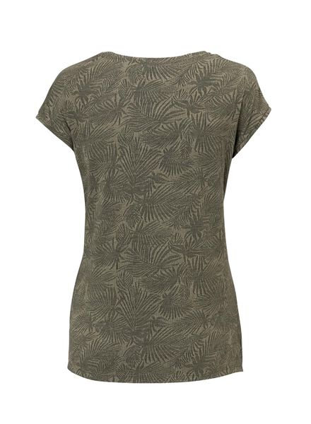 women's T-shirt army green army green - 1000007717 - hema