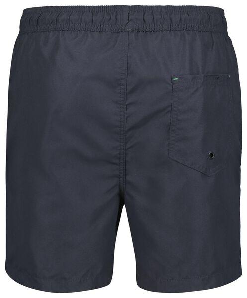 maillot de bain homme bleu foncé bleu foncé - 1000018176 - HEMA