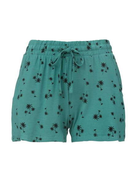 women's shorts bright green bright green - 1000007966 - hema