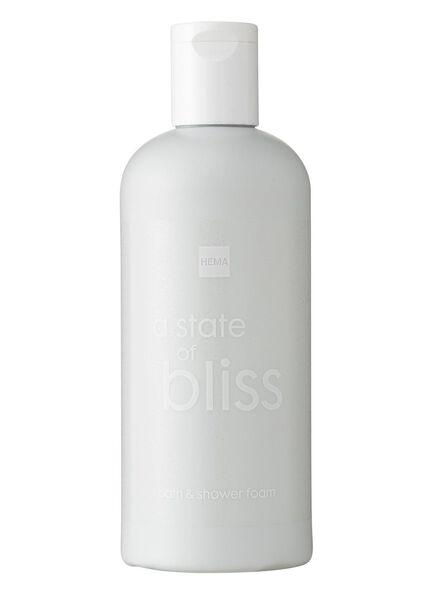 bath and shower foam - 11314016 - hema