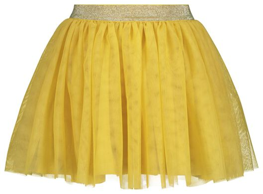 children's skirt yellow yellow - 1000017594 - hema