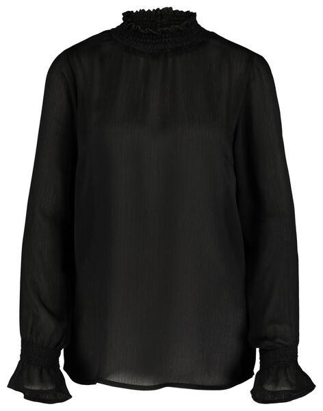 women's top black black - 1000017546 - hema