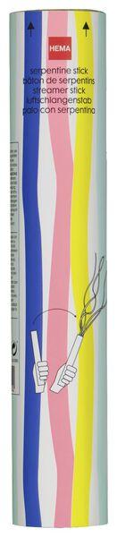 Luftschlangenstab, Ø 3.5 x 20 cm - 14200380 - HEMA