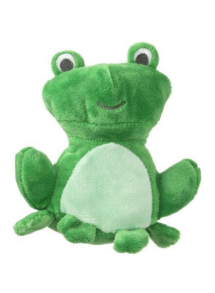 Kuscheltier Frosch - 15150095 - HEMA