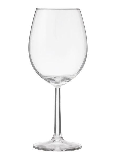 4 verres à vin rouge - 9402020 - HEMA