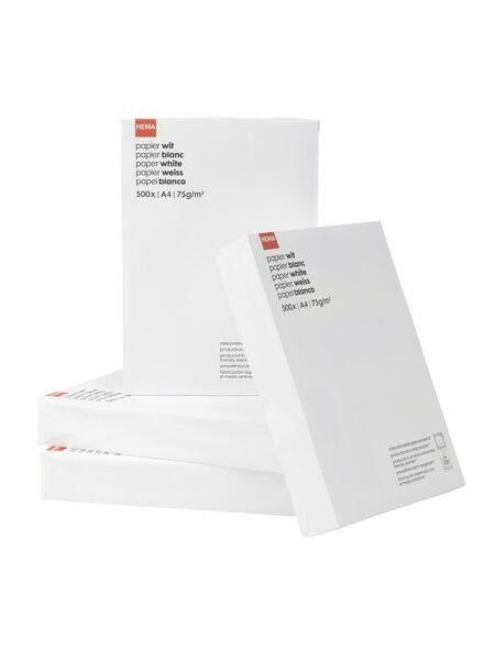 500-pack copying paper A4 - 14811030 - hema
