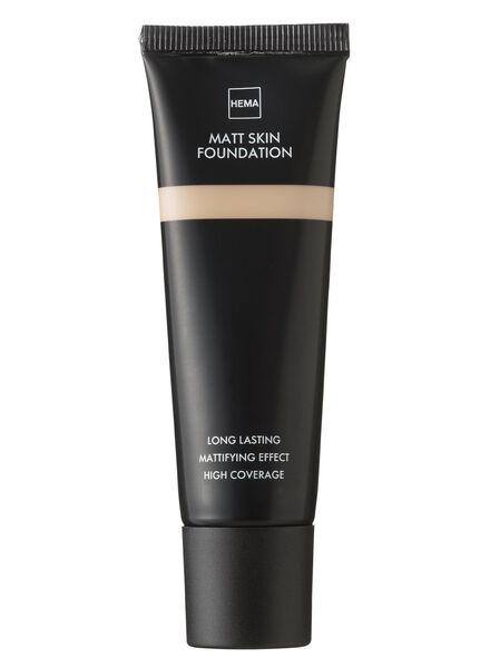 matte skin foundation Beige 01 - 11290901 - hema