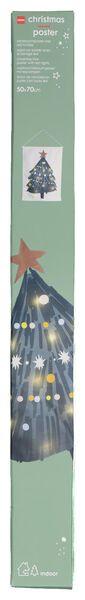 kerstboomposter met LED licht 50x70 - 25580010 - HEMA