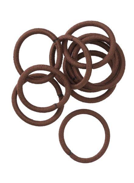 10 hair elastics - 11870100 - hema