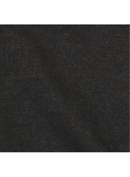 Kinder-Thermohose schwarz schwarz - 1000001508 - HEMA