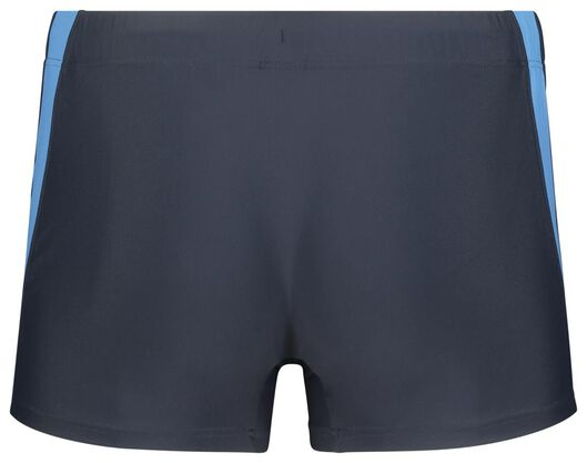 men's swimming shorts dark blue dark blue - 1000018876 - hema