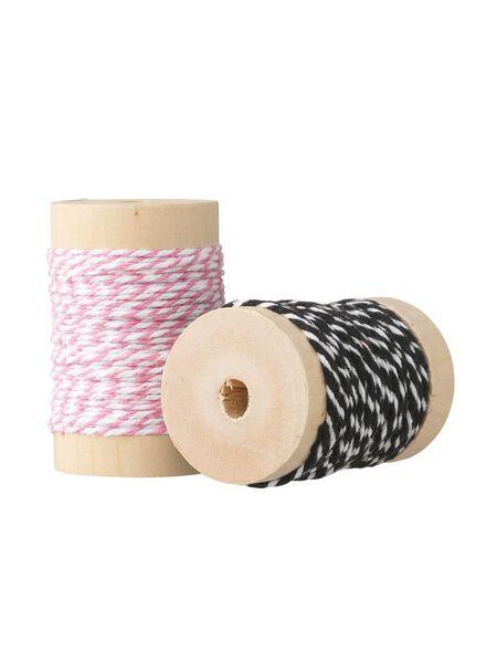 2 bobines de ficelle de coton - 14700048 - HEMA