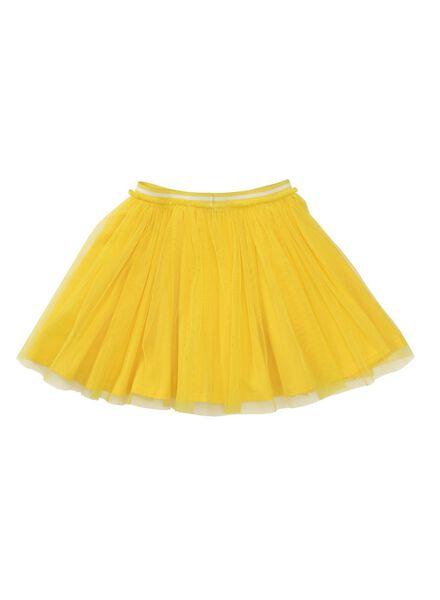 children's skirt yellow yellow - 1000006247 - hema