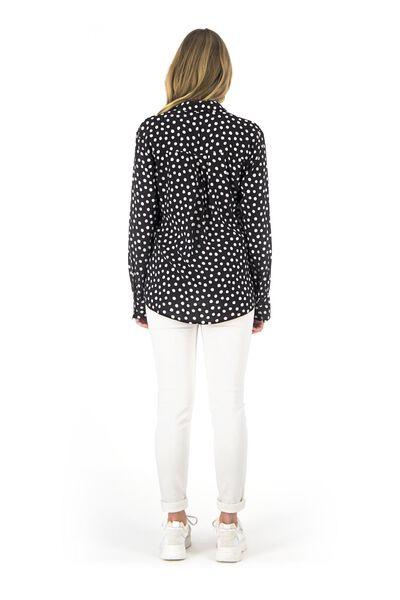 women's blouse black black - 1000018682 - hema