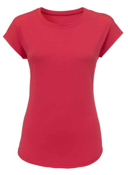 women's sports t-shirt pink pink - 1000006760 - hema