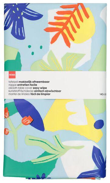 table oil-cloth - 140 x 240 - polyester - tropical - 5390003 - hema
