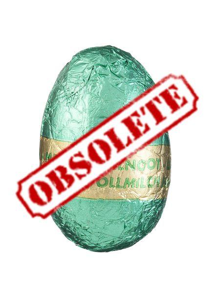 Easter eggs milk with hazelnut 190 grams - 10091005 - hema