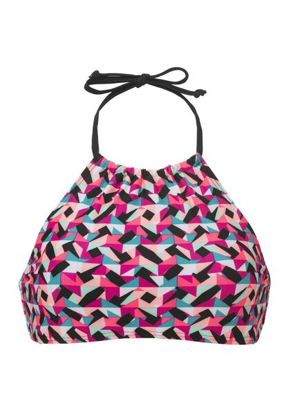 women's bikini top multicolour multicolour - 1000006801 - hema