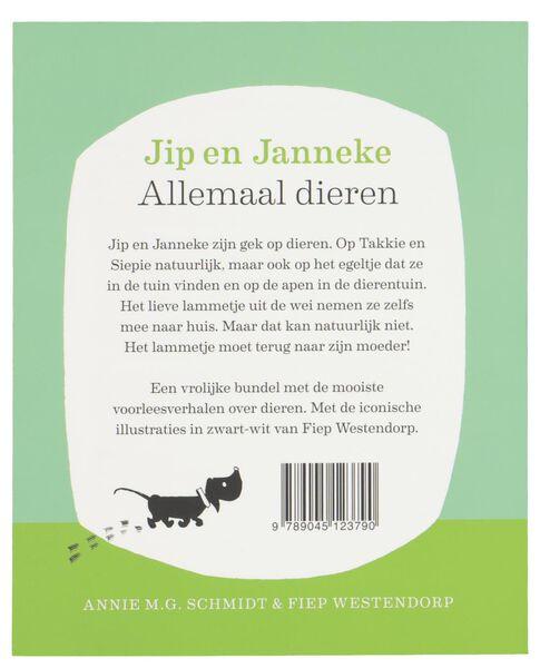 livre Jip & Janneke - vive les animaux - 15120055 - HEMA