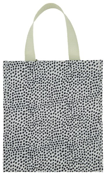 cooler bag lunch 11x23x26 spotted - 80640016 - hema