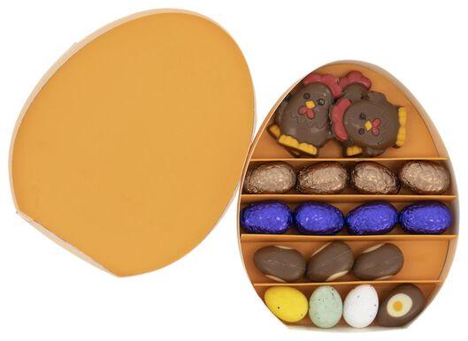 chocolat au lait Pâques 245g - 10051004 - HEMA