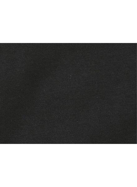 2-pack teen soft tops black/white black/white - 1000006610 - hema