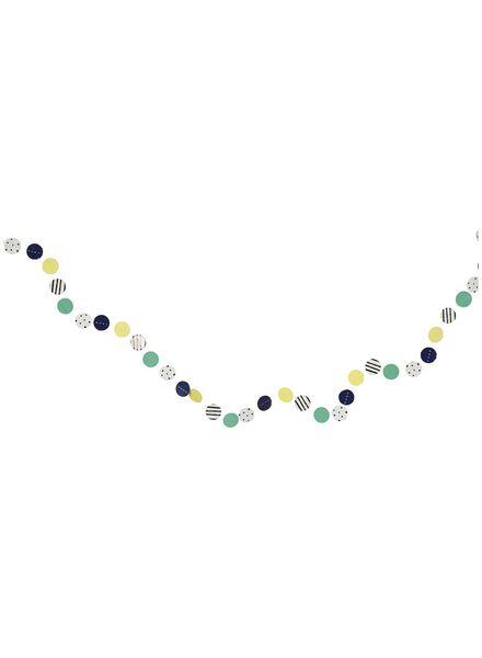 Girlande, 2 Meter - 14700208 - HEMA