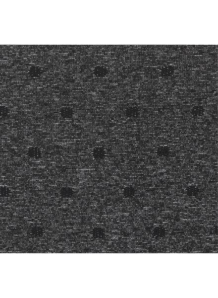 string femme sans coutures en micro gris chiné gris chiné - 1000015724 - HEMA