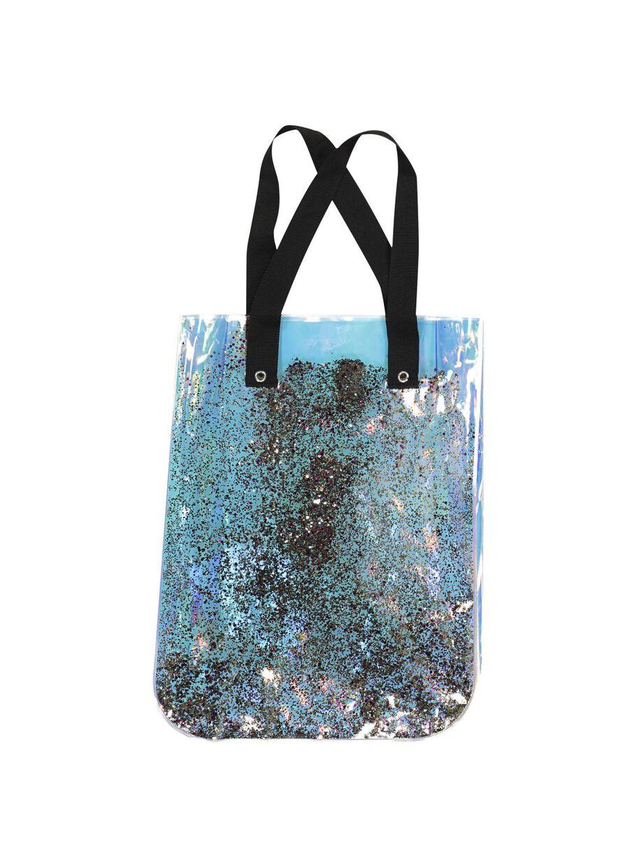 78efdbbebbe afbeeldingen shopper glitters - 44 x 34 cm - 60500502 - HEMA